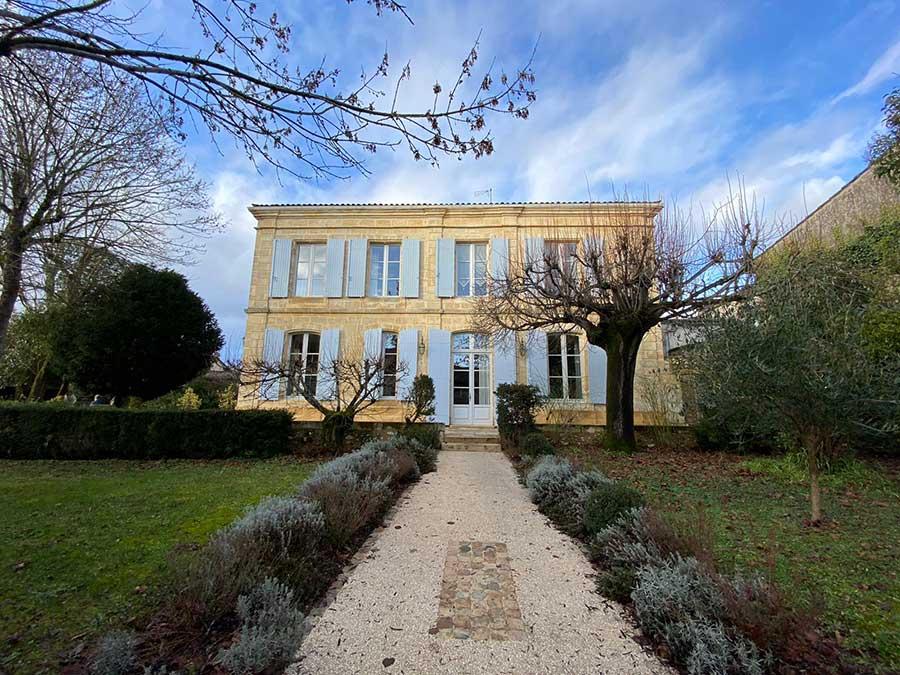 Maison de Maitre for sale in Gironde