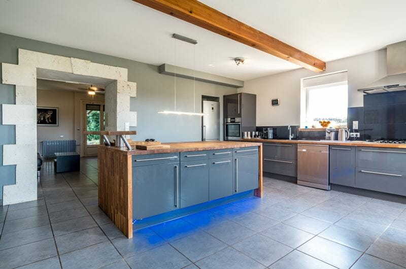 farmhouse in nouvelle Aquitaine for sale Kitchen